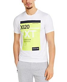 Men's Kors X Tech Logo Graphic T-Shirt