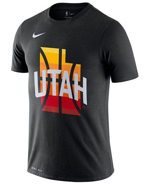 Nike Men's Utah Jazz City Edition Fanwear T-Shirt