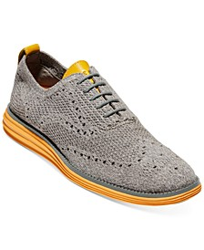 Men's ØriginalGrand Stitchlite™ Wingtip Oxfords
