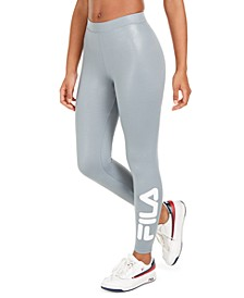 Skyler Logo High-Waist Leggings