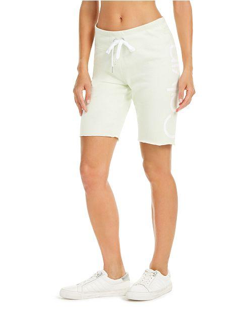 Calvin Klein Logo Bermuda Shorts