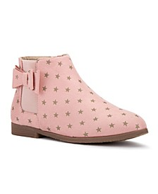 Little Girls Hollywood Stars Bootie