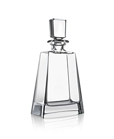Luna Crystal Whiskey Decanter, 23.6 Oz