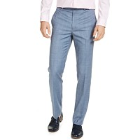 Lauren Ralph Lauren Mens Classic-Fit Stretch Dress Pants Deals
