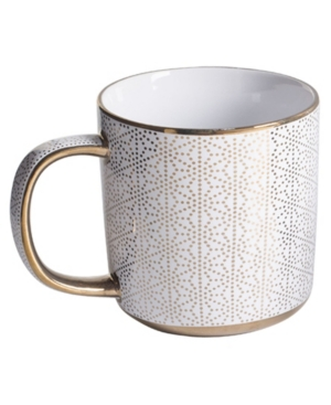 Home Essentials Gold Dot mug