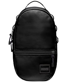 Men's Pacer Leather Backpack