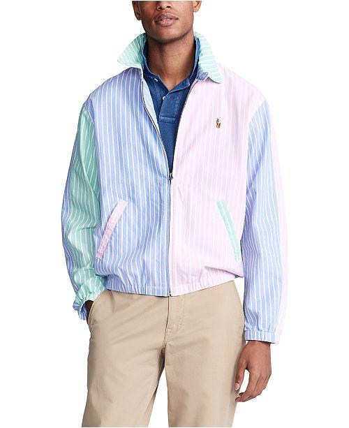 Polo Ralph Lauren Men's Bayport Fun Windbreaker