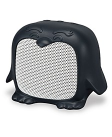 Wild Tailz Wireless Penguin Speaker, ISB19PEN
