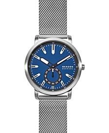 Men's Colden Stainless Steel Mesh Bracelet Watch 40mm