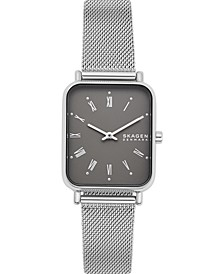 Women's Ryle Stainless Steel Mesh Bracelet Watch 28mm