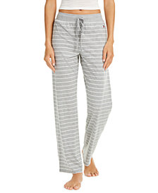 Tommy Hilfiger Women's Relaxed-Fit Pajama Pants