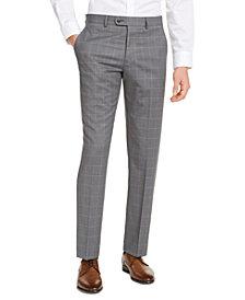 Perry Ellis Men's Portfolio Slim-Fit Stretch Suit Pants