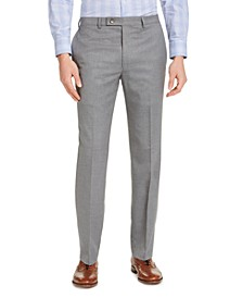 Men's Classic-Fit UltraFlex Stretch Micro-Twill Dress Pants