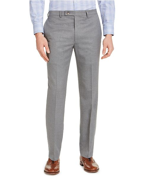 Lauren Ralph Lauren Men's Classic-Fit UltraFlex Stretch Micro-Twill Dress Pants