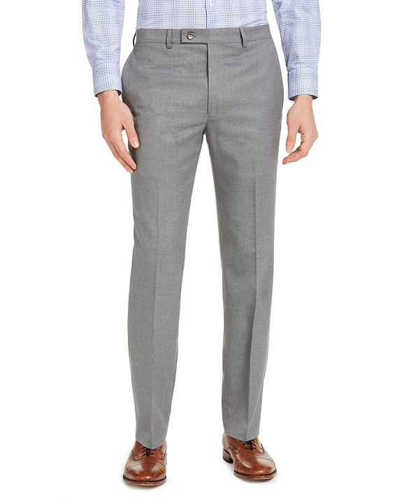 Lauren Ralph Lauren Men's Classic-Fit UltraFlex Stretch Micro-Twill Dress Pants