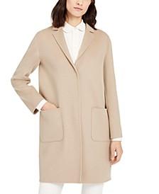 Mid-Length Trench Coat