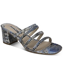Sabah Dress Sandals