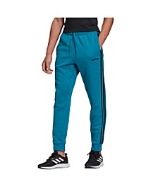 Men's Essentials 3-Stripe Fleece Joggers
