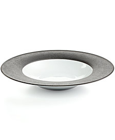Michael Aram Dinnerware, Cast Iron Rim Soup Bowl