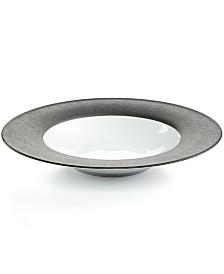Michael Aram Dinnerware, Cast Iron Rim Soup Bowl