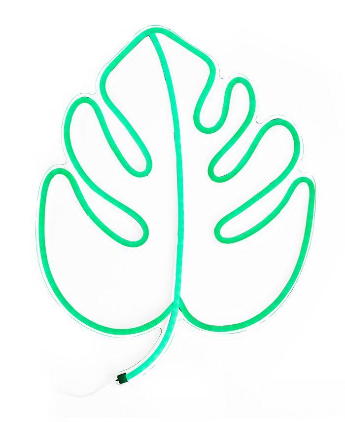 COCUS POCUS - Banana Leaf LED Neon Sign
