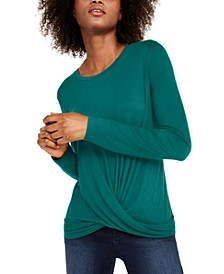INC Twisted Top, Created for Macy's
