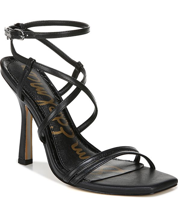 Sam Edelman Women's Leeanne Strappy Dress Sandals