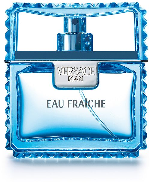 Versace Man Eau Fraiche Eau de Toilette Spray, 1.7 oz.