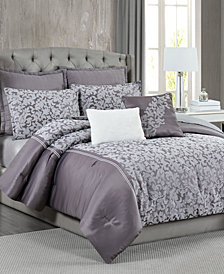 5th Avenue Lux Westbury 7-Piece King Bedding Set