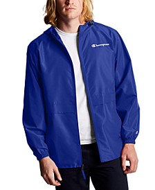 Men's Water-Resistant Windbreaker