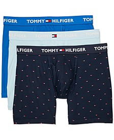 Men's 3-Pk. Everyday Boxer Briefs