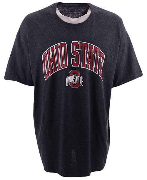 Top of the World Men's Ohio State Buckeyes Midsize T-Shirt