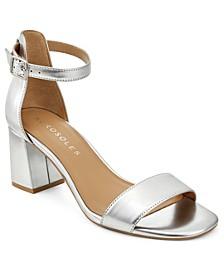 Women's Elba Block Heel Sandal