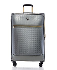 "Fashion Travel Rancho 28"" Softside Check-In Spinner"