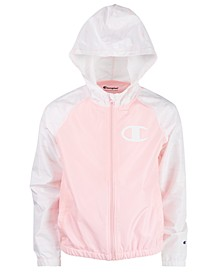 Little Girls Colorblock Windbreaker