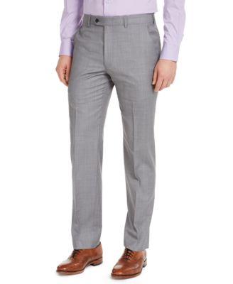 Men's Classic-Fit Airsoft Stretch Suit Pants