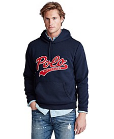 Men's Double-Knit Logo Hoodie