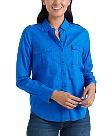 Laura Utility Shirt