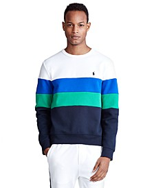 Men's Color-Blocked Sweatshirt