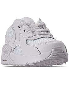 Toddler Air Max Excee Running Sneakers from Finish Line