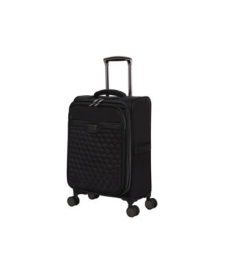 "22"" Spectacular Softside Semi-Expandable Spinner Suitcase"
