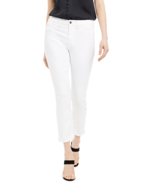 Jen7 By 7 For All Mankind JEN7 BY 7 FOR ALL MANKIND SKINNY ANKLE JEANS