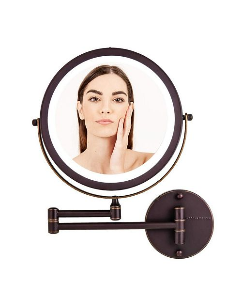 "OVENTE 8.5"" Wall Mount Mirror"