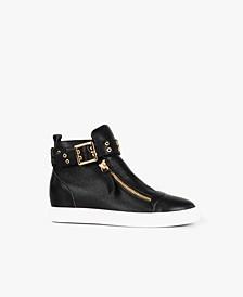 Hi Belt Zip Sneaker