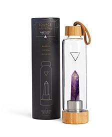 Crystal Amethyst Water Bottle 18 oz