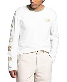 Men's Logo-Lution Graphic Ringer T-Shirt