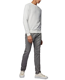 BOSS Men's Arrods Two-Tone Structured Jacquard Sweater