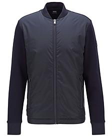 BOSS Men's Skiles 23 Zip-Through Sweatshirt