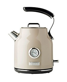 Dorset 1.7 Liter Stainless Steel Electric Kettle