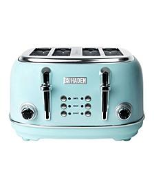 Heritage 4-Slice Stainless Steel Toaster